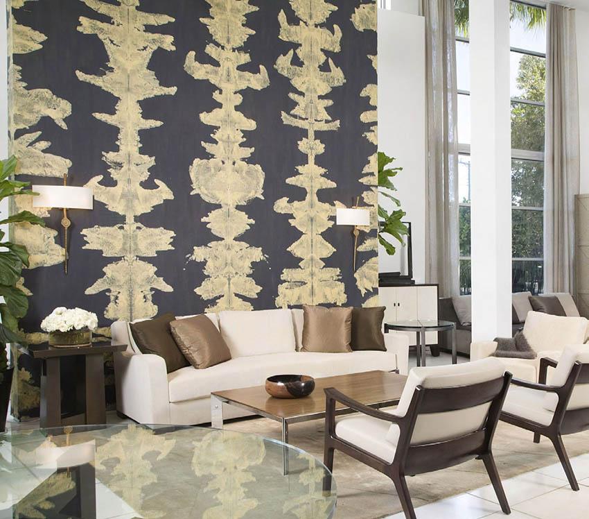 The Wonderful World of Wallpaper - Valerie LeGras