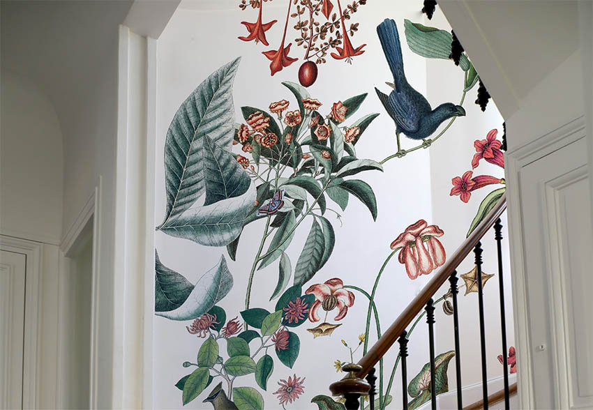 The Wonderful World of Wallpaper - Valerie LeGras
