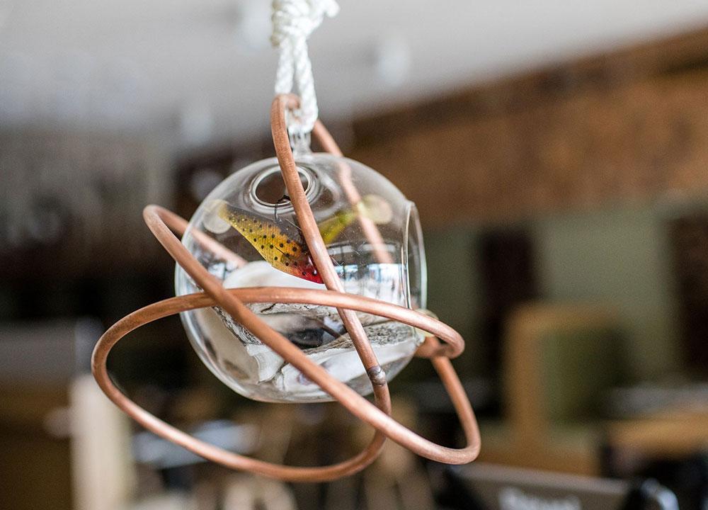 DTB Nola Detail, Restaurant Design, Commercial - Valerie Legras Atelier