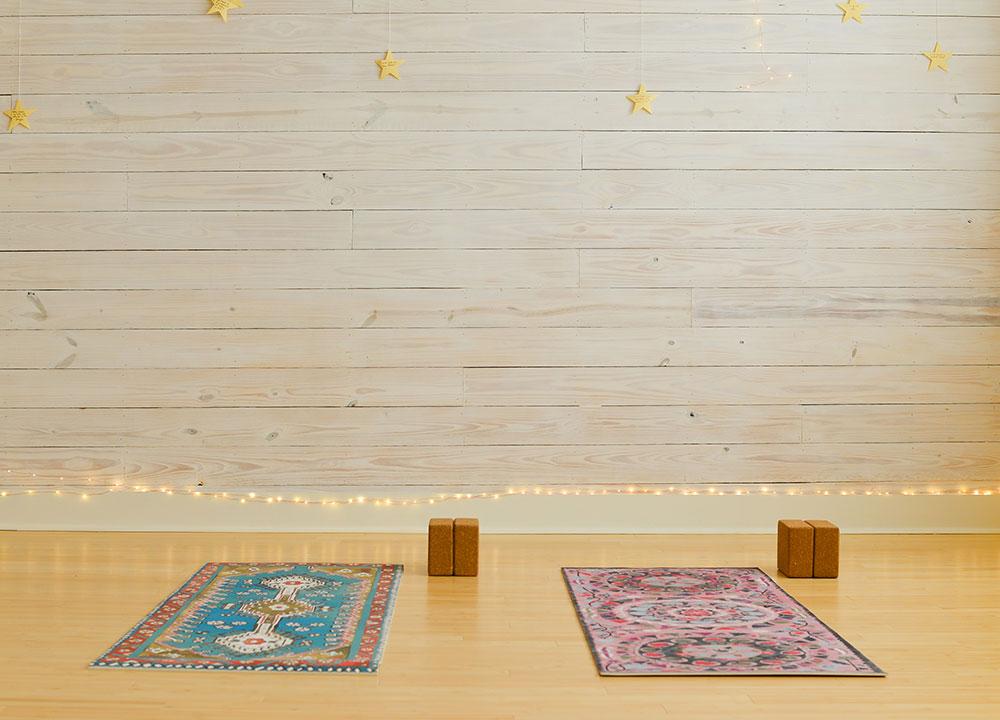 Yoga + Pilates Loft, Commercial Design - Valerie Legras Atelier