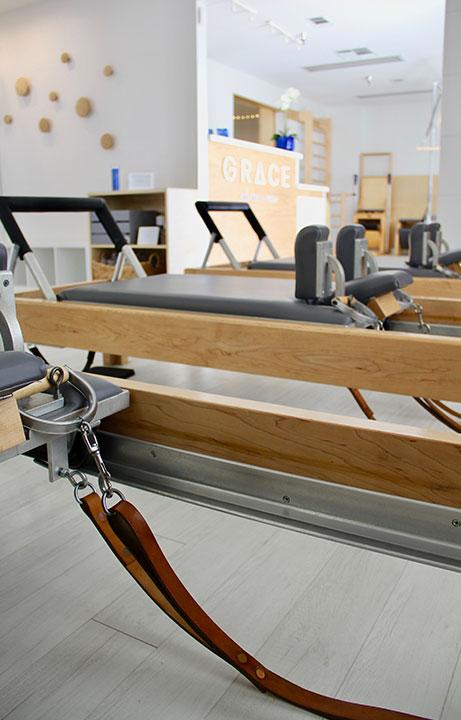 Grace Yoga + Pilates, Commercial - Valerie Legras Atelier: Holistic Interior Design