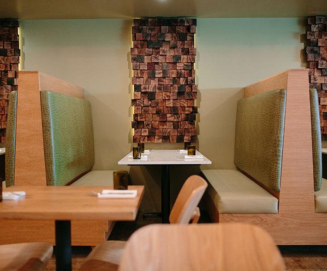 DTB restaurant