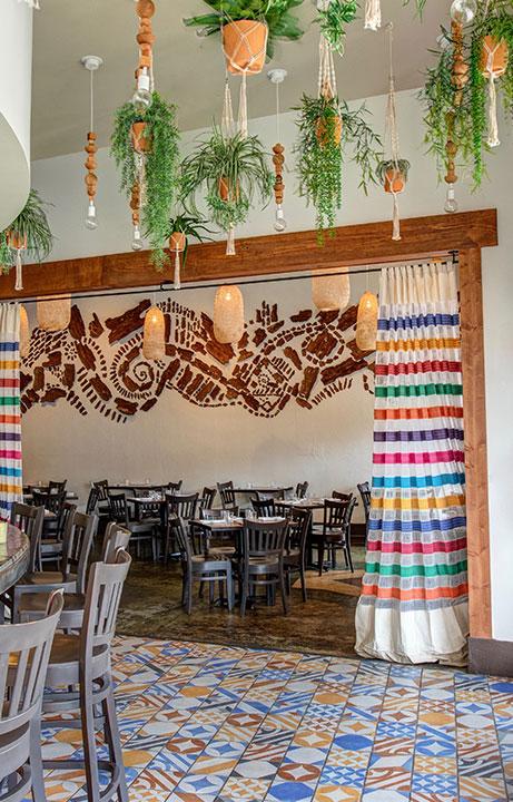 ZOCALO - Restaurant Interior Design - New Orleans - Valerie Legras