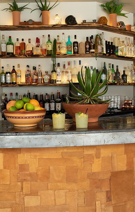 Zocalo Cocina Mexican & Cantina Bar, Restaurant Design - Valerie Legras Atelier