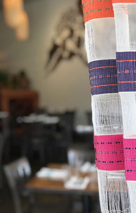 Zocalo Cocina Mexican & Cantina Detail, Restaurant Design - Valerie Legras Atelier