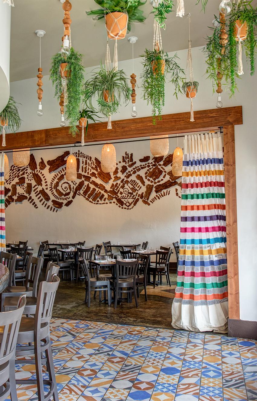 Zocalo Cocina Mexican & Cantina, Restaurant Design - Valerie Legras Atelier