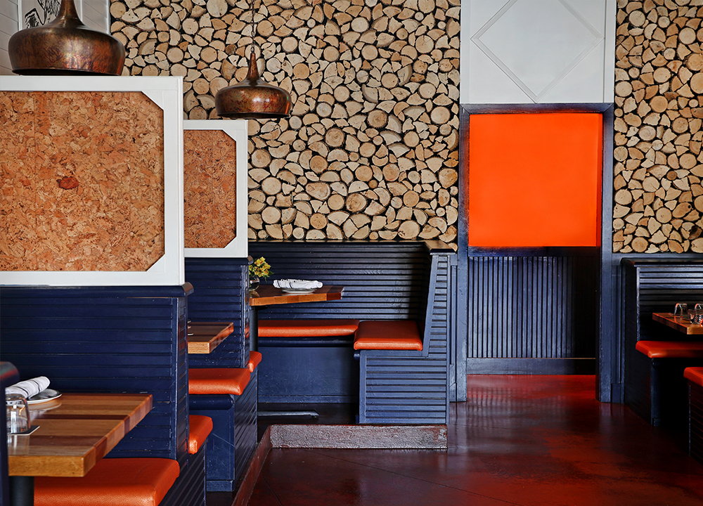 Pyre Provisions, Restaurant Design - Main Dining