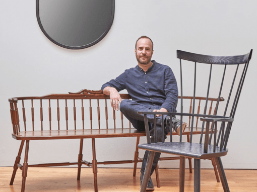 Jonathan Glatt, Furniture Maker  Ep. 12
