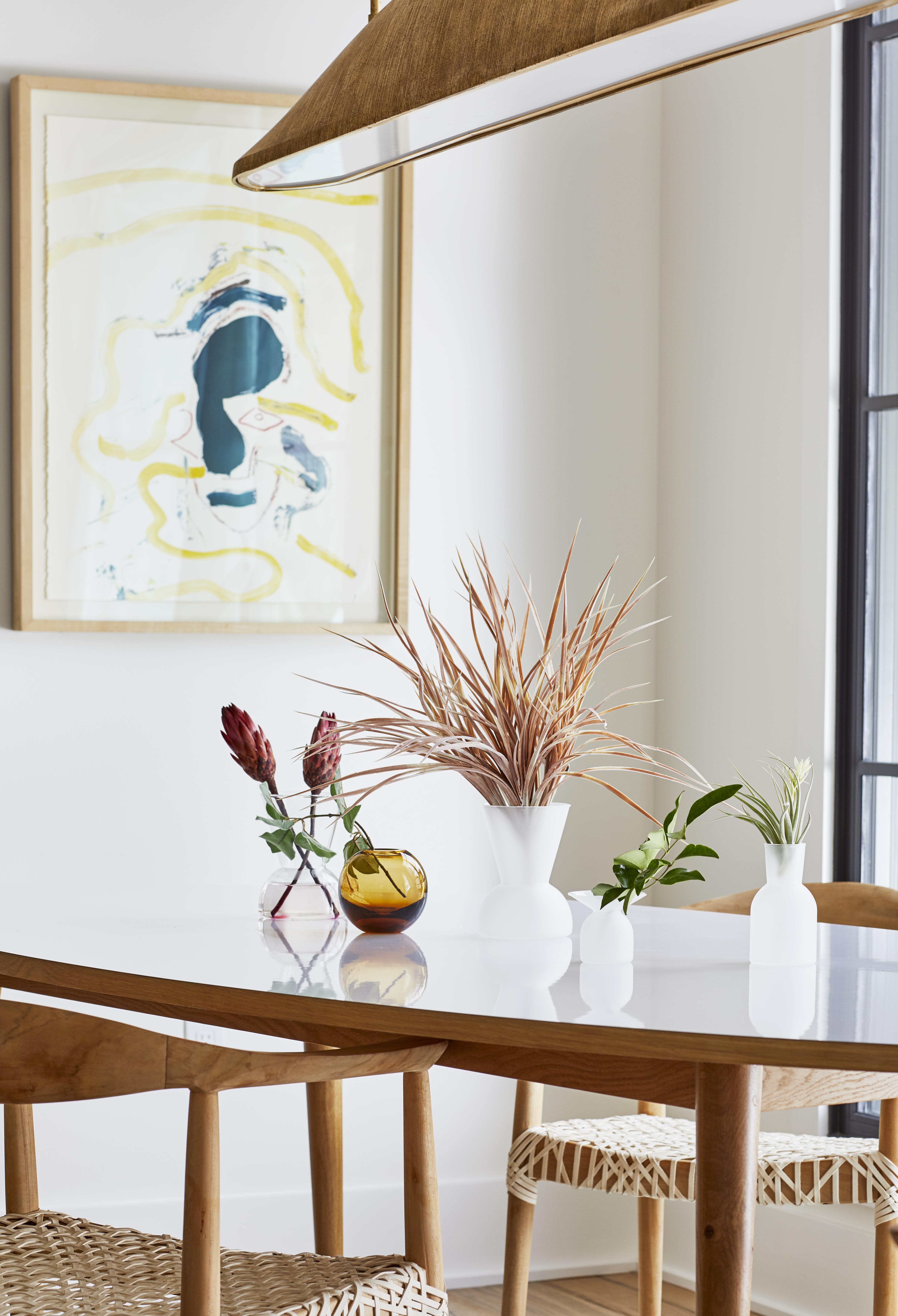 Breakfast Nook Details, Storyteller, Home Design - Valerie Legras Atelier
