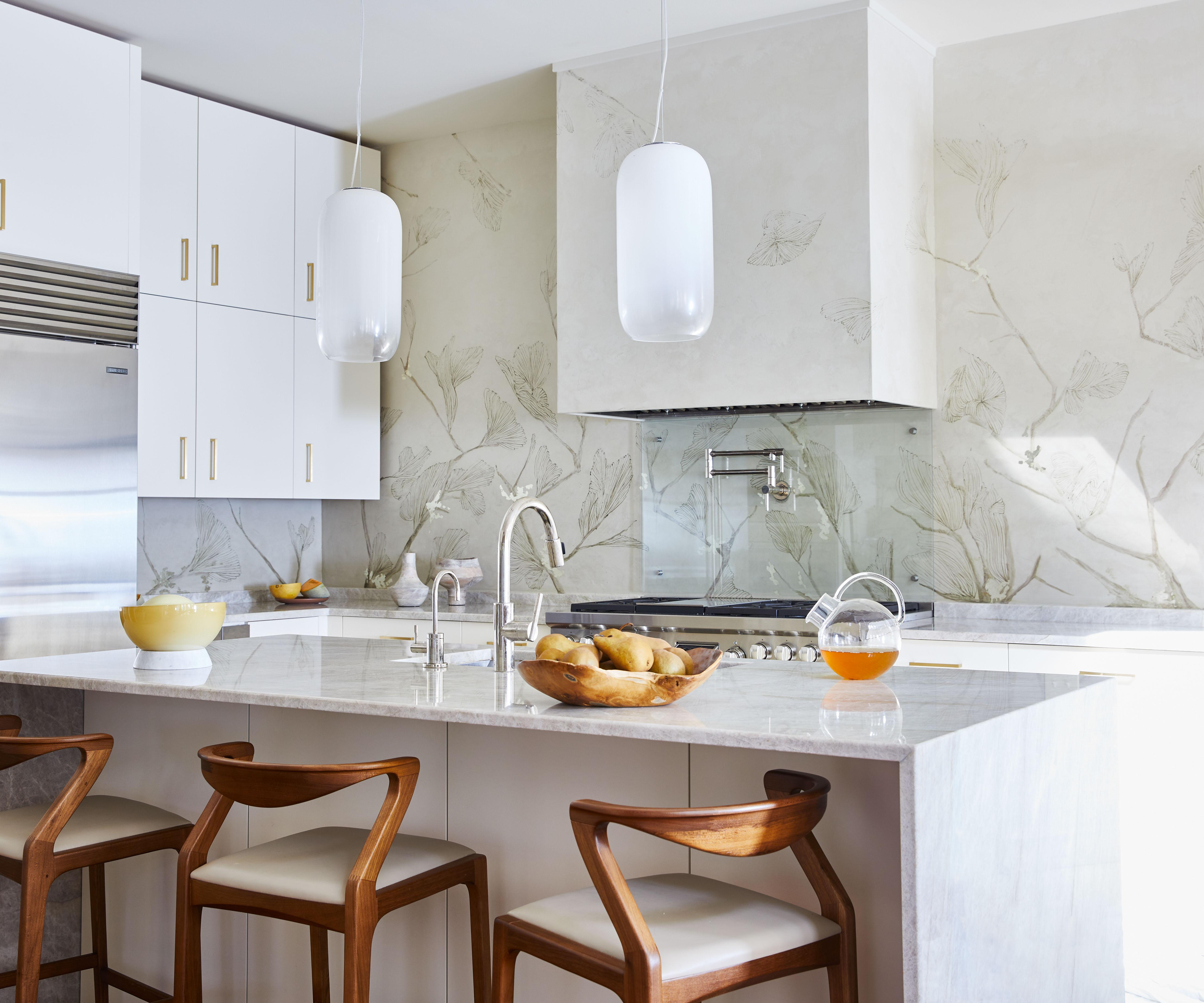 Custom Kitchen, Naturel sur Scène, Home Design - Valerie Legras Atelier