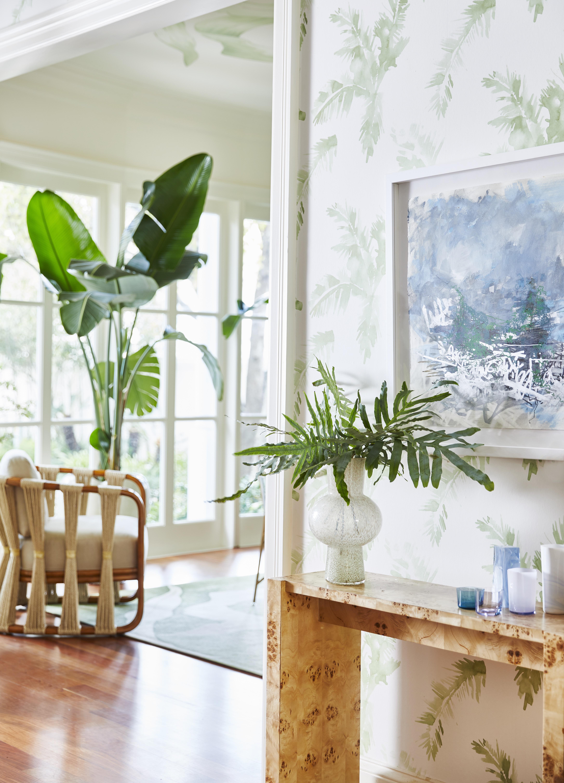 Entry, Naturel sur Scène, Home Design - Valerie Legras Atelier