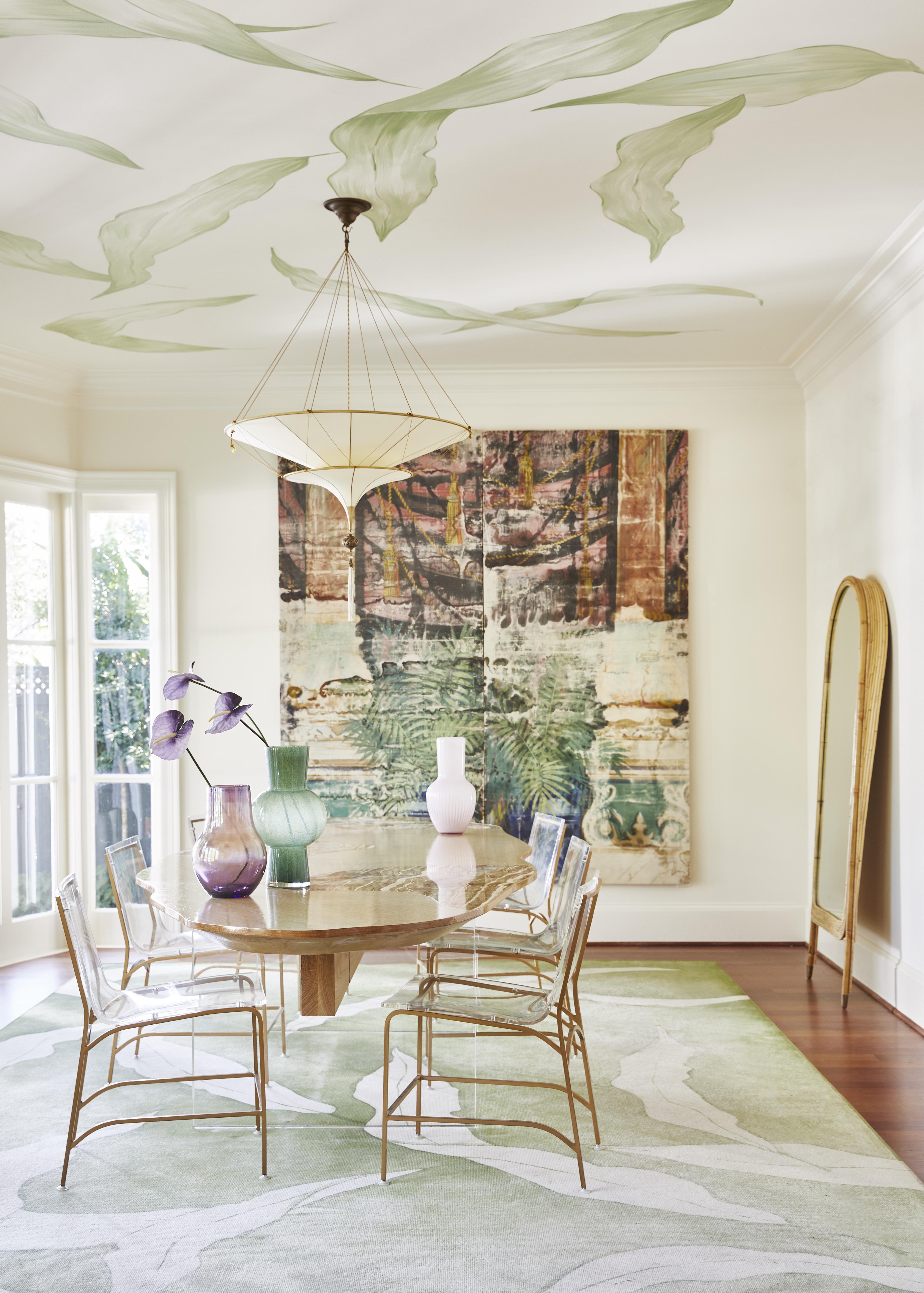 Custom Dining, Naturel sur Scène, Home Design - Valerie Legras Atelier