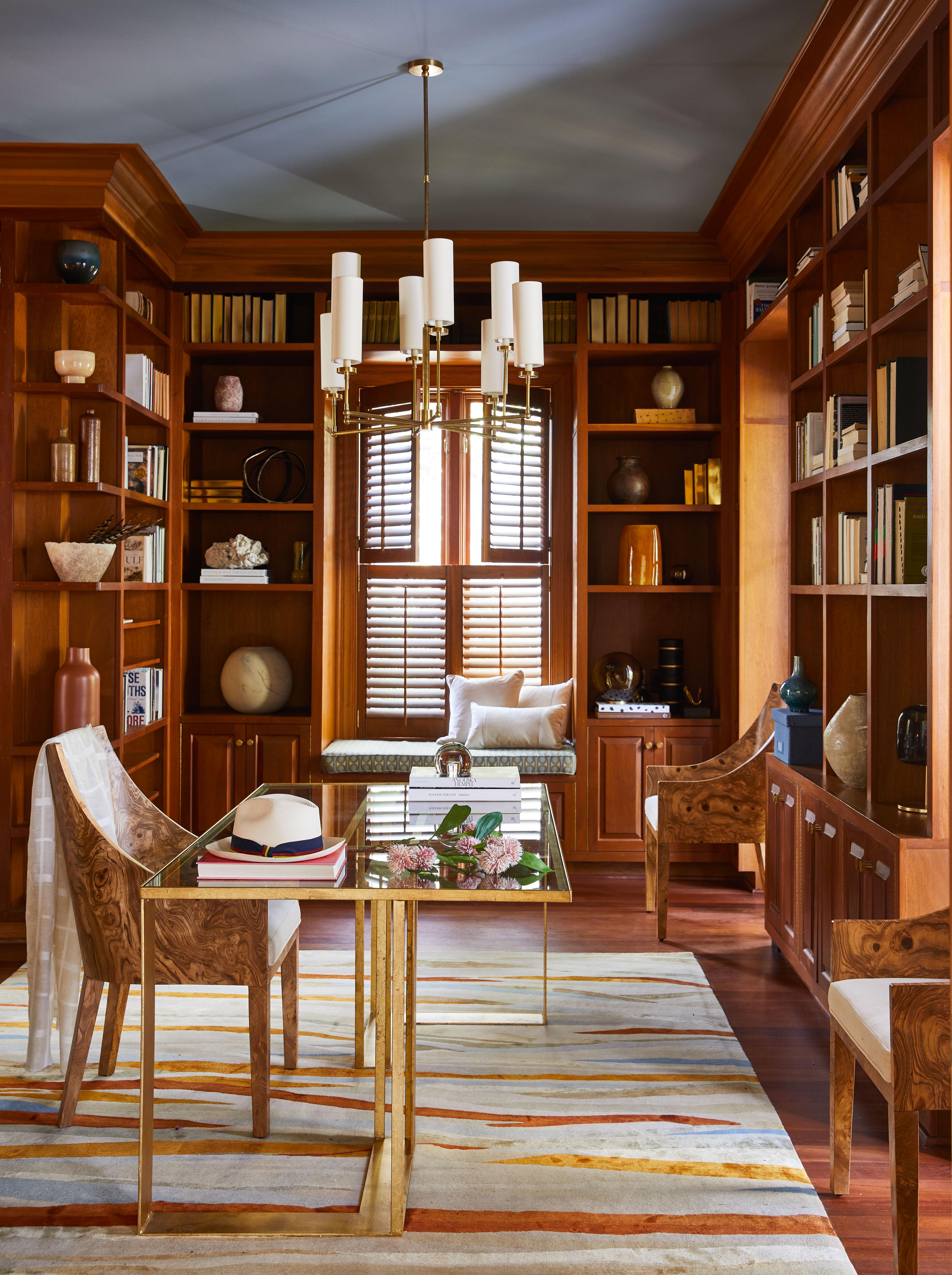 Library, Naturel sur Scène, Home Design - Valerie Legras Atelier