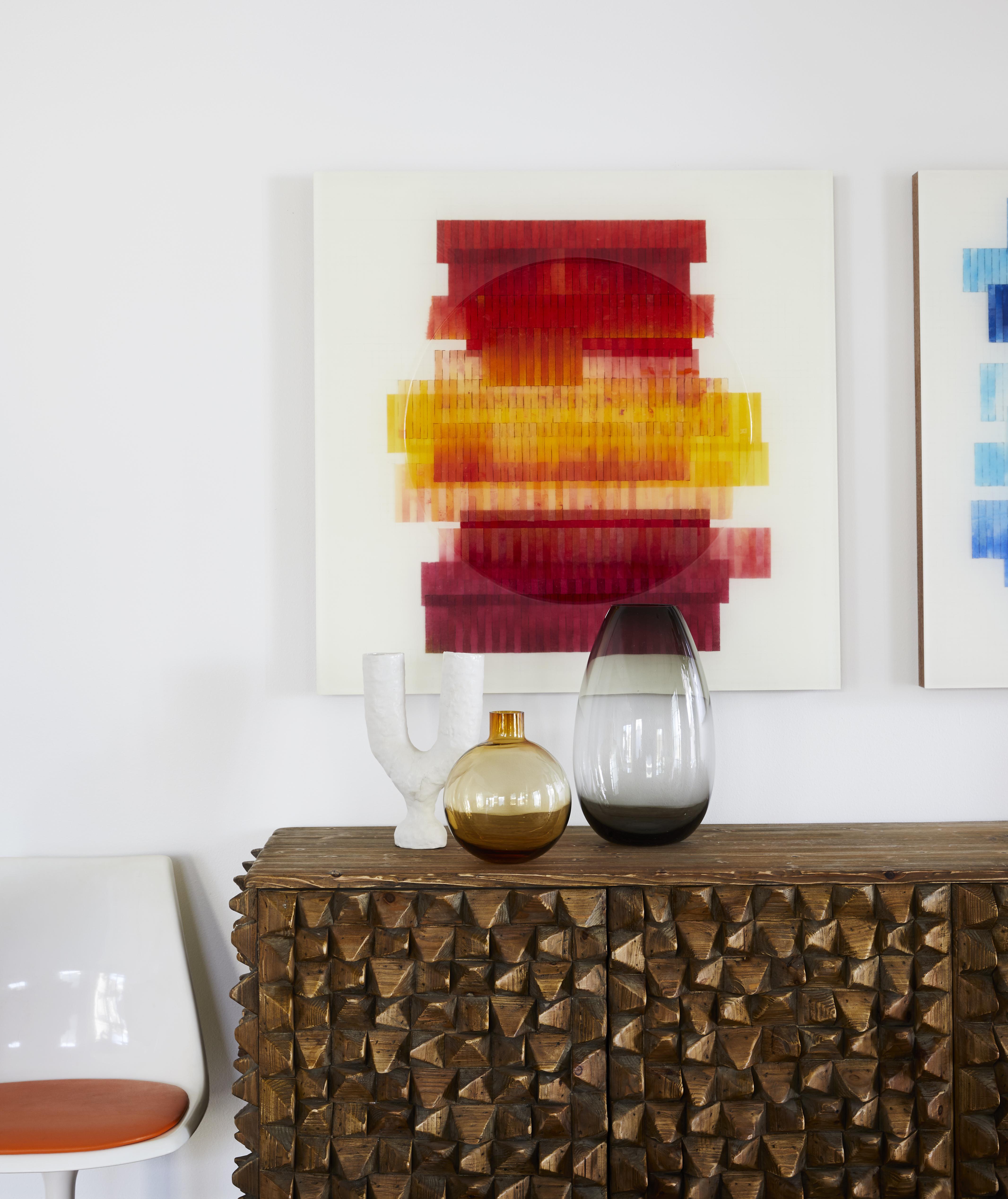 Family Room Details, Storyteller, Home Design - Valerie Legras Atelier