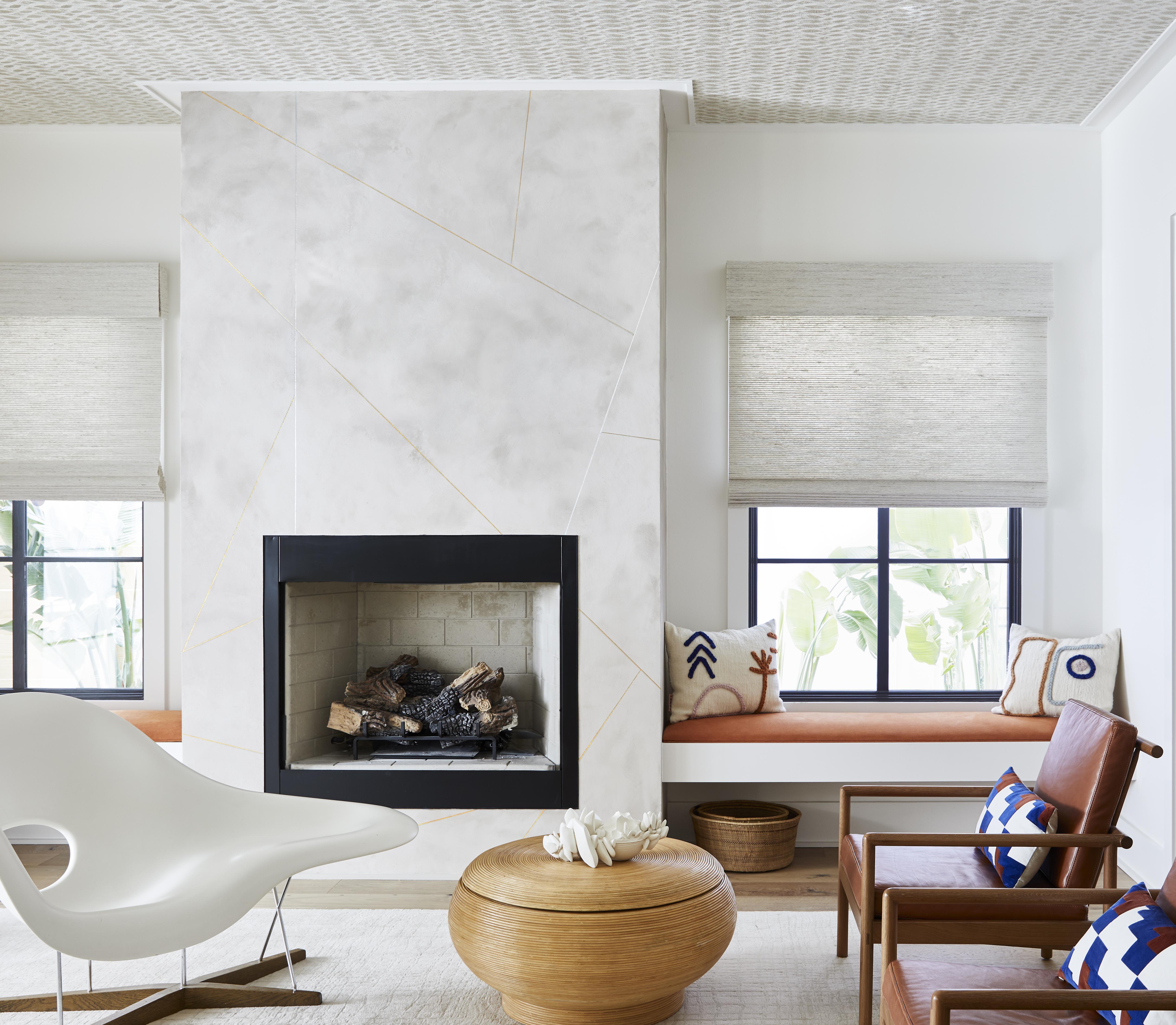 Family Room, Storyteller, Home Design - Valerie Legras Atelier
