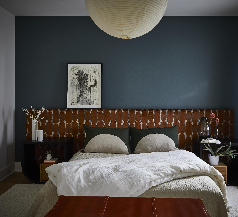Master Bedroom, Storyteller, Home Design - Valerie Legras Atelier