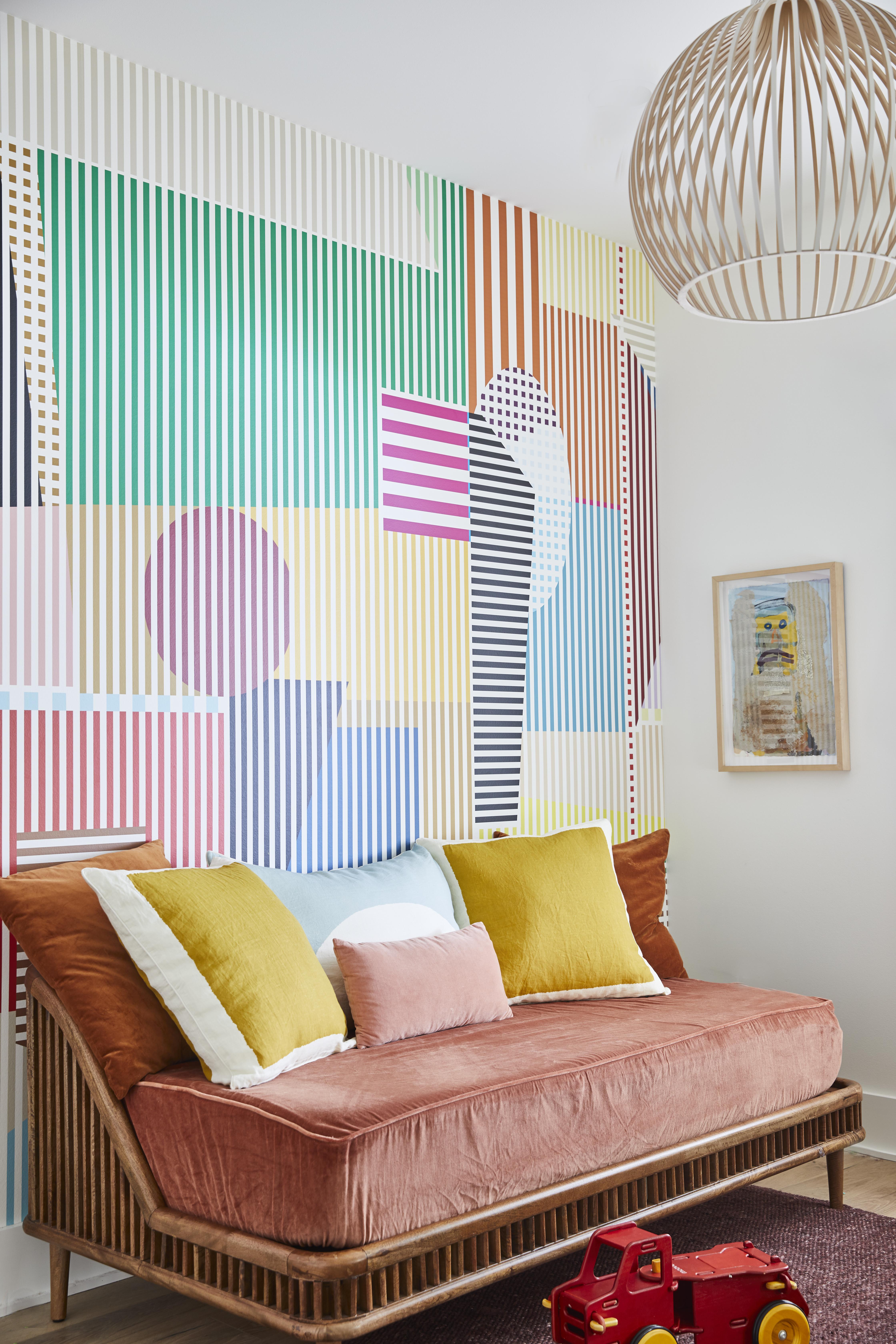 Children's Playroom, Storyteller, Home Design - Valerie Legras Atelier